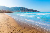 La Azohia beach Murcia in Mediterranean Spain — Stock Photo