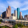 Houston Skyline North view in Texas US — Stock Photo #57778043