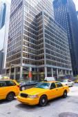 Avenue of Americas 6th Av Manhattan New York — Stock Photo