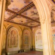 Central Park Bethesda Terrace underpass arcades — Stock Photo #62314445