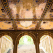 Central Park Bethesda Terrace underpass arcades — Stock Photo #62314587