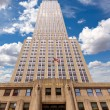 New York city Manhattan 5 th Av Empire State — Stock Photo #62328731