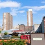 High Line Park views Manhattan New York US — Stock Photo #62337575
