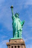Statue of Liberty New York American Symbol USA — Stock Photo