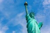 Liberty Statue New York American Symbol USA — Stock Photo
