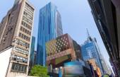 West Manhattan New York city NYC at US — Stockfoto