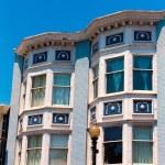 Georgetown historical district facades Washington — Stock Photo #65848701
