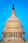 Capitol building dome Washington DC US congress — Photo
