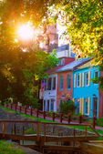 Chesapeake and Ohio Canal National Park DC — Foto de Stock