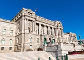 Library of Congress Thomas Jefferson in Washington — Stock Photo