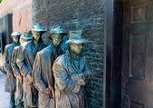 Franklin Delano Roosevelt Memorial Washington — Fotografia Stock