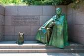 Franklin Delano Roosevelt Memorial Washington — Stock fotografie