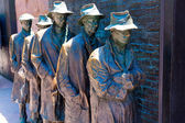 Franklin Delano Roosevelt Memorial in Washington — Fotografia Stock