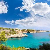 Majorca Cala Llombards Santanyi beach Mallorca — ストック写真