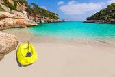Majorca Cala Llombards Santanyi beach Mallorca — Stock Photo