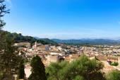 Majorca Capdepera village at  Mallorca Balearics — Stock Photo