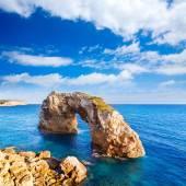 Majorca Es Pontas in Santanyi at Mallorca Balearic — Stock Photo