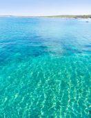 Mallorca Marques beach Es Trenc Estany Estanque — Foto de Stock