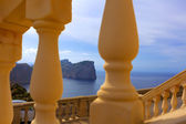 Majorca Formentor Cape in Mallorca Balearic — Stock Photo