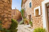 Fornalutx village in Majorca Balearic island — Stock Photo