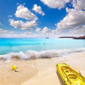 Majorca Playa de Illetas beach Mallorca Calvia — Stock Photo