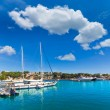 Majorca Porto Cristo marina port Manacor Mallorca — Stock Photo #67484187