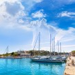 Majorca Porto Cristo marina port Manacor Mallorca — Stock Photo #67484463