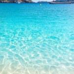 Majorca Porto Cristo beach in Manacor at Mallorca — Stock Photo #67491123