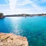 Majorca Porto Cristo beach in Manacor at Mallorca — Stock Photo #67493761