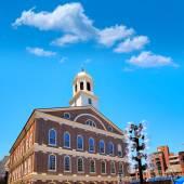 Boston Faneuil Hall in Massachusetts USA — Stock Photo