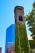 Boston First Baptist Church in Massachusetts — Stock Photo