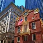Boston Old State House in Massachusetts — Stock Photo #69302077