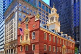 Boston Old State House in Massachusetts — Foto Stock