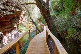 Cuenca Villar del Humo village river — Stock Photo