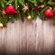 Christmas decorations — Stock Photo #56831559