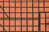 Gezimmertes Wand — Stockfoto