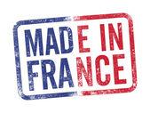 Feito em inkpad França — Vetor de Stock