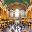 Grand central train station in Manhattan New York - USA - United — Stock Photo #64543913