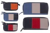 Leather purse — Stock Photo