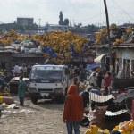 ������, ������: Merkato market