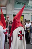 Semana Santa, Madrid — Stock Photo