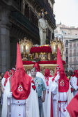 Semana Santa, Madrid — Stock Photo