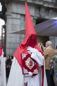Semana Santa, Madrid — Stok fotoğraf