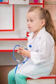 Child doctor — Stock Photo