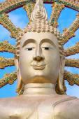 仏の彫刻 — ストック写真