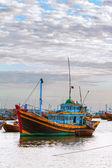 Krajowych łódź, Tajlandia — Zdjęcie stockowe