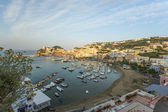 Island resort mediterranea — Foto Stock