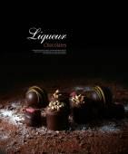 Liqueur Chocolates II — Stock Photo