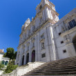 Sao Vicente de Fora church — Stock Photo #60196413