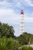 Beautiful island of Farol located in the Algarve, Portugal — Stock Photo
